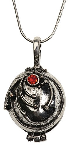 Vampire Diaries Elenas Vervain Locket Pendant   Costume Accessory