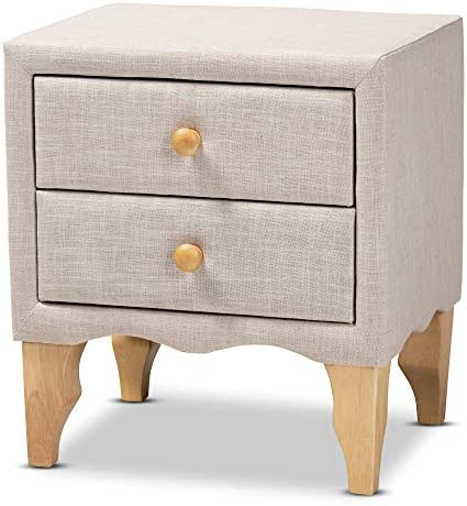 Baxton Studio Nightstands