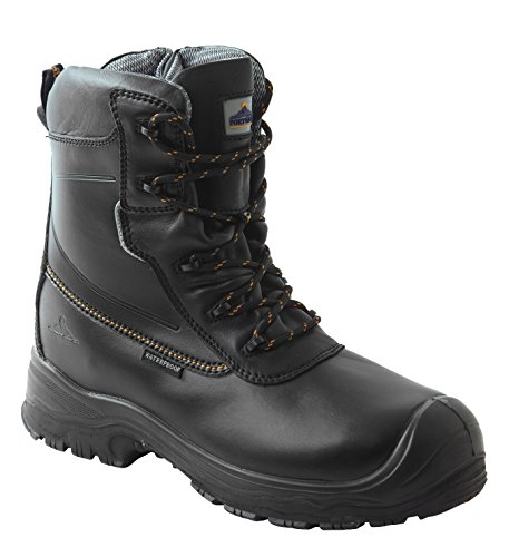 7 43 Safety bottes S3 Nbsp; Boots Tractionlite Fd02 Portwest nero hro qFwzBx85t