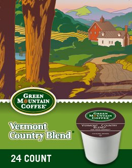 (VERMONT COUNTRY BLEND COFFEE K CUP 96 COUNT)