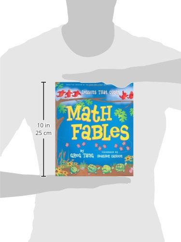 Math Fables: Lessons That Count: Greg Tang, Heather Cahoon ...