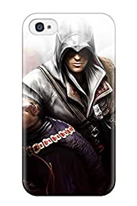 Shauna Leitner Edwards's Shop Hot 9613316K33392003 Cute Tpu Hq Assasin's Creed Case Cover For Iphone 4/4s