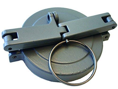 Morrison Bros. 305C-0100ACEVR Top Seal Fill Cap CARB EVR Metal, 4''