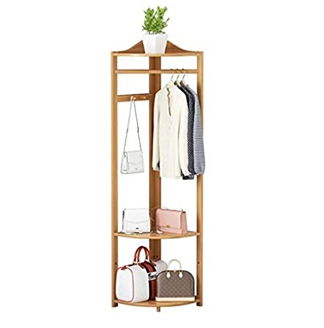 AMY Perchero De Madera Ropa Rack Rack De Entrada Hall Tree ...