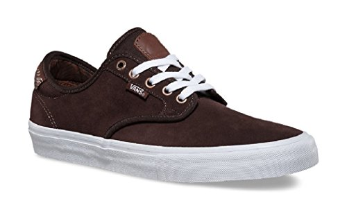 Vans Men's Chima Ferguson Pro Skateboarding Shoe Pacific Nw Coffee Bean