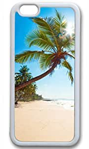 Tropical Sunshine Thanksgiving Easter TPU White Case for Masterpiece Limited Design iphone 6 pluse by Cases & Mousepads