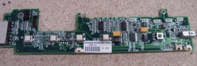 Compaq Led Board - COMPAQ - LED Audio Board Armada 1750 J9104 V4.01