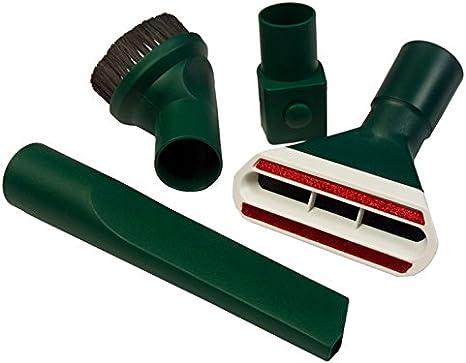 121 120 8 Piezas Adecuado para Vorwerk Kobold VK 118 eVendix Kit de Limpieza para PC |/Juego de boquillas |/Conjunto de Pinceles |/Juego de aspiradora 122 119