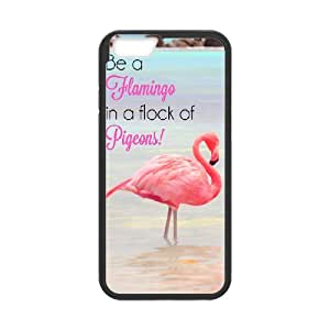 iPhone 6 Plus 5.5 Inch Phone Case BE A FLAMINGO IN A FLOCK OF PIGEONS CB86455