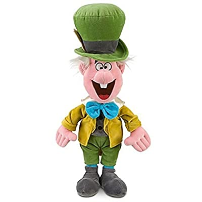 Disney Mad Hatter Plush -- 18'': Toys & Games