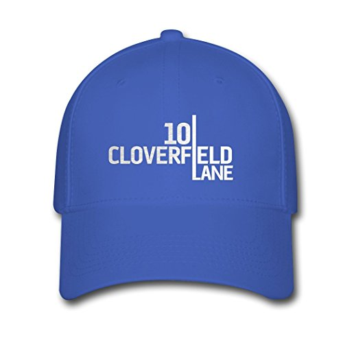 Men And Women 10 Cloverfield Lane Film Logo Snapback Hats Adjustable Hat Baseball Cap