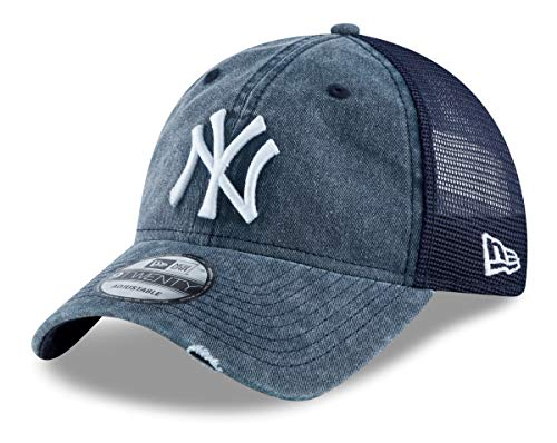 cheap for discount 5a53a 16ac4 New York Yankees Tonal Washed 2 9TWENTY Adjustable Hat Cap