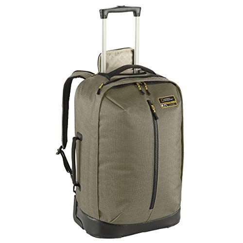 Eagle Creek National Geographic Adventure Convertible Carry-on, Mineral Green