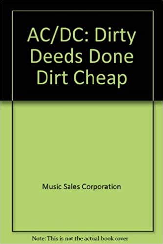 acdc dirty deeds  dirt cheap  reviews