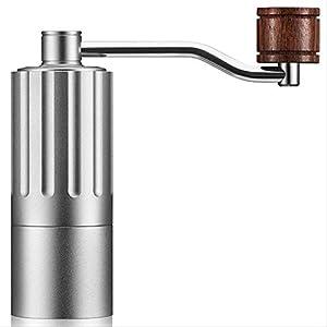 SFBBAO Macina Caffe Mini Manuale Inacciaio Inox Core Coffee Grinder con Regolabile Facile da Pulire Macchina da caffè 4…