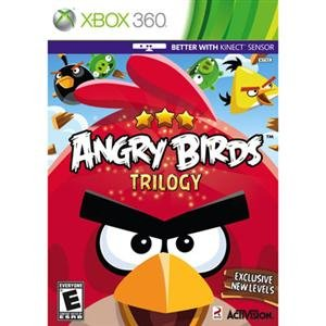 Angry Birds Trilogy DVD-ROM - Xbox 360