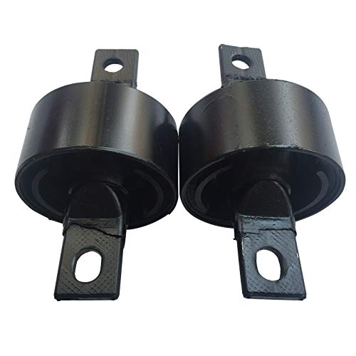 M-online Rear Left & Right Lower Trailing Arm Bushing Pair for 1994-2001 Acura Integra, 1993-2000 Honda Civic, 1997-2001 Honda CR-V, 1988-1991 Honda CRX