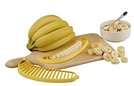 Amazon.com: Hutzler 571 Banana Slicer: Kitchen & Dining