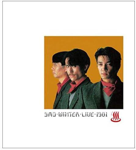 YMO/WINTER LIVE 1981(HDリマスター版・初回限定三方背ケース仕様) [Blu-ray]+ オリジナルステッカー付き