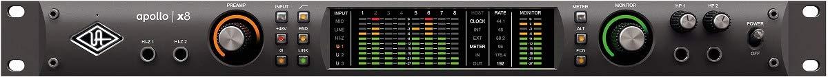 人気特価激安 Universal Audio ユニバーサルオーディオ/Apollo X8 Universal B07H2ZJJKM Thunderbolt3 オーディオインターフェース X8 B07H2ZJJKM, BISES-FLOWER:846f26a2 --- tadkarecipes.com
