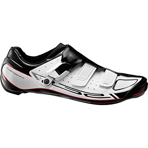Shimano SH-R321 Cycling Shoe - Men's White, 44.0