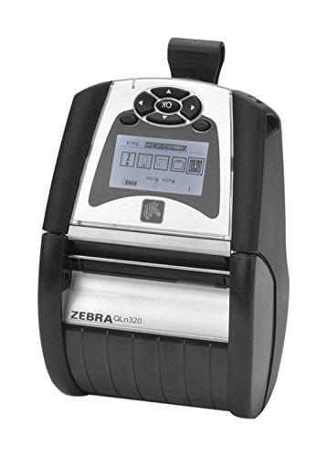 Zebra Qln320 Dt 802.11n Linered 256mb flash eth media width snr (Eth Media)