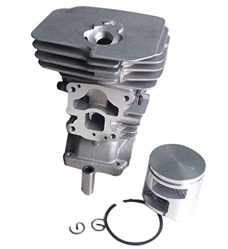 PODOY 435 440 440E Chainsaw Parts 41mm Cylinder Kit for HUSQVARNA 435 435E 440 440E Replaces OEM - Chain Cylinders