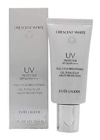 Estee Lauder Crescent White Full Cycle Brightening UV Protector SPF50/PA++++ (Brightening Solare)
