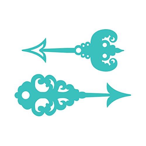 Ultimate Crafts Die-Victorian Arrows, .8