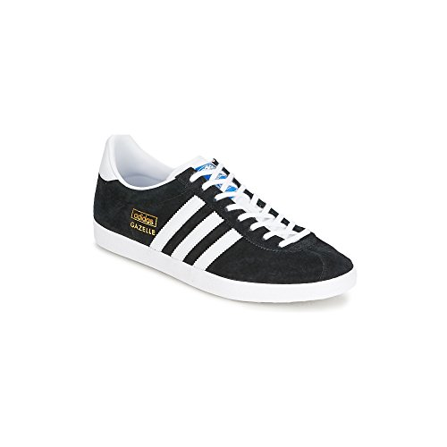adidas Originals Gazelle OG Q23177 Herren Sneaker Schwarz