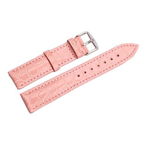 Pink Alligator Strap - 7
