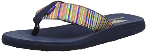 Rocket Dog Nina - Sandalias Mujer Multicolour (Bubble Stripe)