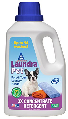 Alpha Tech Pet LaundraPet Premium Laundry (Pet Laundry)
