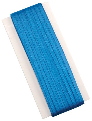 5 Star Legal Tape Braids Silk Suitable for Wills 6mm x 50m Blue Ref 6812sp/06roy0050
