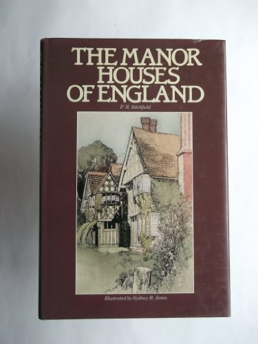 The Manor Houses of England ()