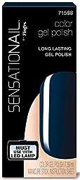 SensatioNail Color Gel Polish Blue Yonder .25 fl oz
