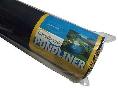 Gordon Low Greenseal EPDM Rubber Pond Liner 9' 9'' x 13' 1''