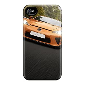 HGoDbeY4408wlgcF MeSusges Lexus Lfa Feeling Iphone 4/4s On Your Style Birthday Gift Cover Case