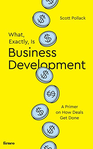Amazon what exactly is business development a primer on what exactly is business development a primer on getting deals done by malvernweather Choice Image