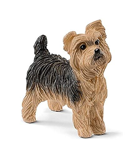 Schleich Yorkshire Terrier Toy Figurine