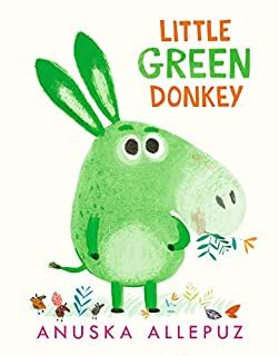 Book Cover: Little Green Donkey