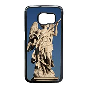 Classical Sculpting Pattern Phone Case - Perfectly Match To Samsung Galaxy S6 Edge - By Coco Nuts Cases