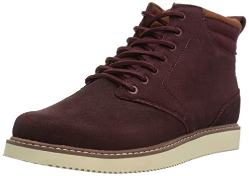 for nice online store sale online DC Men's Mason Ankle Boot Burgundy discount cheap cheap sale outlet discount clearance store KzWH1gzRNa