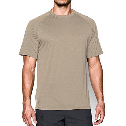 Price comparison product image Under Armour Men's Tactical Tech T-Shirt,  Desert Sand / Clear,  XXX-Large