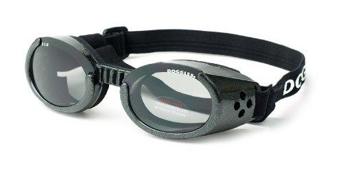 Doggles Doggles Hunde Sonnenbrille schwarz (Gr. M (für Hunde 9 - 27 kg))