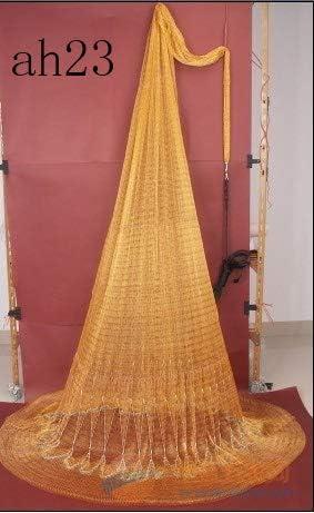 RW Japan/&korea Style Monofilament Cast Nets