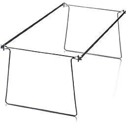 OfficemateOIC Hanging File Folder Frames, Legal Size, Steel, 1 Frame (91992)