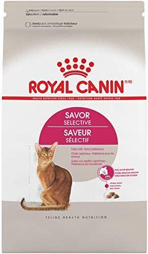 Royal Canin Croquetas para Gatos, Selective Savor Sensation, 2.72 kg (El empaque puede variar) 2