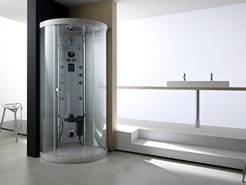 Cabina doccia teuco next multifunzione light amazon casa