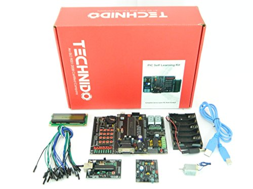 pic microcontroller starter kit - 1
